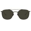 Linda Farrow Anton C5 Square Sunglasses