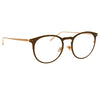 Linda Farrow Jones C3 Oval Optical Frame