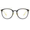 Linda Farrow 928 C1 Oval Optical Frame
