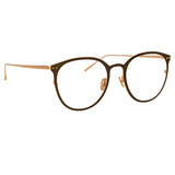 Linda Farrow 928 C3 Oval Optical Frame