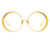 Linda Farrow Hart C1 Round Optical Frame