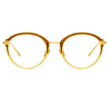 Linda Farrow 935 C1 Oval Optical Frame