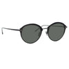 Linda Farrow 935 C8 Oval Sunglasses