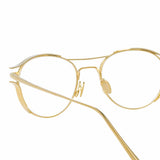 Linda Farrow 944 C8 Oval Optical Frame