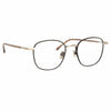 Linda Farrow 953 C11 Square Optical Frame