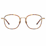 Linda Farrow 953 C12 Square Optical Frame