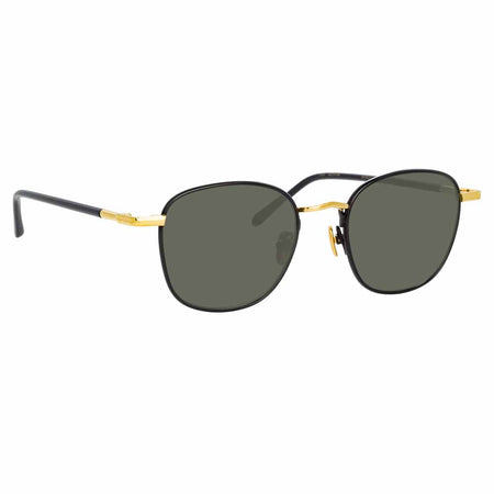 Linda Farrow Trouper C1 Square Sunglasses