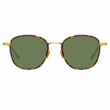 Linda Farrow 953 C2 Square Sunglasses