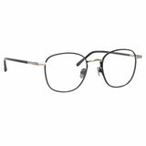 Linda Farrow Trouper C9 Square Optical Frame