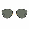Linda Farrow 954 C1 Aviator Sunglasses