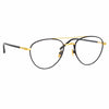 Linda Farrow Brodie C8 Aviator Optical Frame