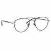 Linda Farrow Brodie C9 Aviator Optical Frame