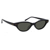 Linda Farrow Alessandra C1 Cat Eye Sunglasses