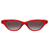 Linda Farrow Alessandra C3 Cat Eye Sunglasses
