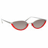 Linda Farrow Daisy C3 Cat Eye Sunglasses