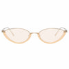 Linda Farrow 967 C5 Cat Eye Sunglasses