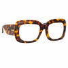 Linda Farrow Lavinia C7 Rectangular Optical Frame