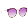 Matthew Williamson 228 C5 Oversized Sunglasses