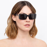N°21 S34 C1 Rectangular Sunglasses