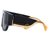N°21 S36 C1 Flat Top Sunglasses