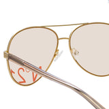 N21 S40 C4 Aviator Sunglasses