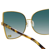 N°21 S41 C3 Cat Eye Sunglasses