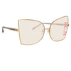 N°21 S41 C4 Cat Eye Sunglasses