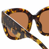 N°21 S47  C4 Oversized Sunglasses