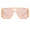 N°21 S56 C6 Aviator Sunglasses