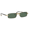 Y/Project 1 C2 Rectangular Sunglasses