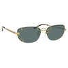 Y/Project 2 C2 Aviator Sunglasses