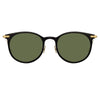 Linda Farrow Linear 03 C10 D-Frame Sunglasses