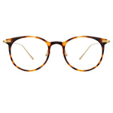 Linda Farrow Linear Childs C9 Optical D-Frame