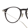 Linda Farrow Linear 08A C2 Oval Optical Frame
