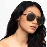 N21 S40 C1 Aviator Sunglasses