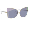 N°21 S41 C5 Cat Eye Sunglasses