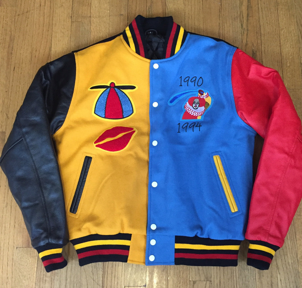In Living Color Varsity Jacket