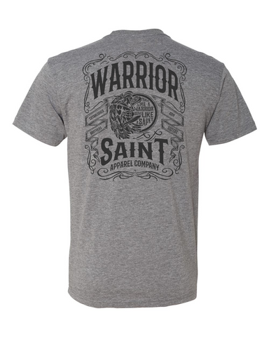 Warrior Saint CREST T-shirt