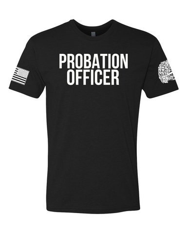 Probation Tee Front