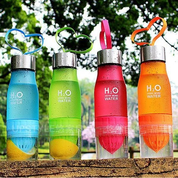 H2O™ - Fruit infused water bottle - Ozerty