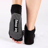 NEW Be Strong Half Toe Socks WOMAN