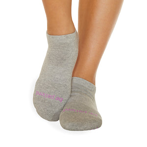 NEW Be Patient Socks WOMAN