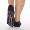 NEW Be Positive Luna Grip Socks WOMAN (mood)