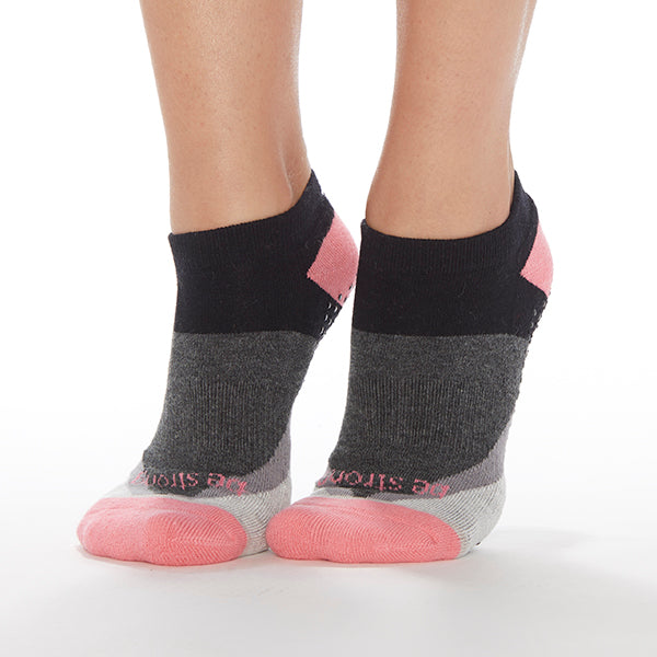 NEW Be Strong Frankie Socks WOMAN