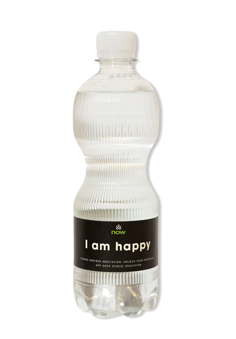 Mindful Water - I am happy