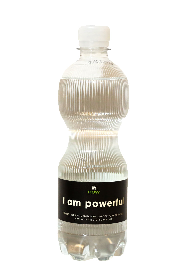 Mindful Water - I am powerful