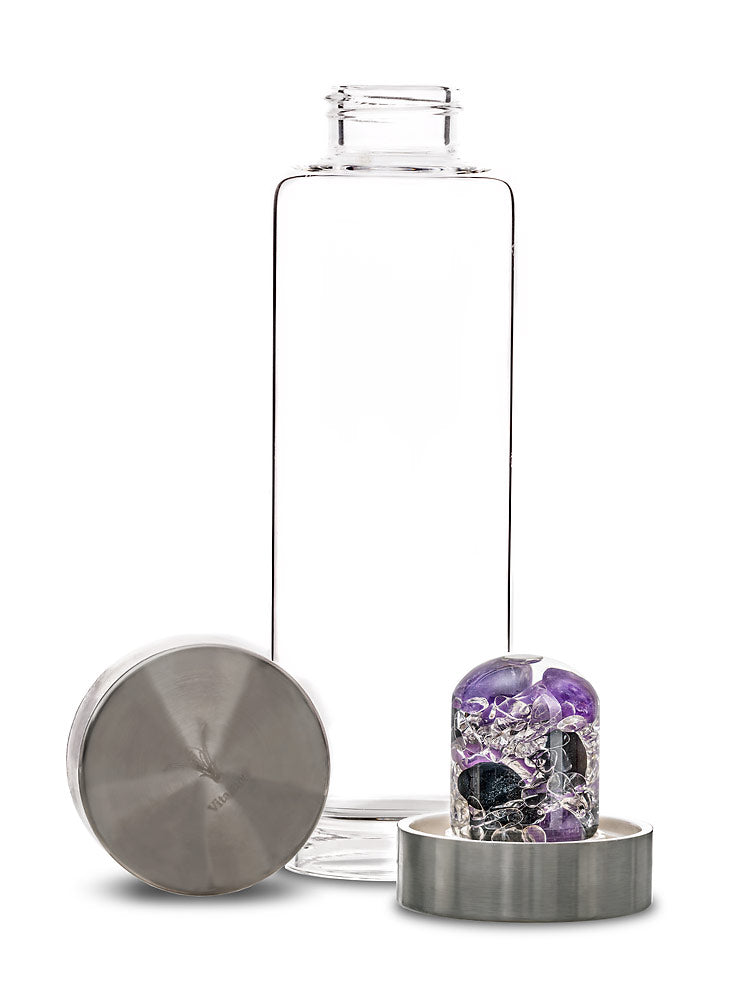 Guardian Crystal Glass Bottle