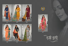KANPURIYA  STYLE SALWAAR KAMEEZ/SUIT ( SET OF 7)  catalogue
