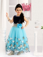 Girl's Party Wear -9004  catalogue