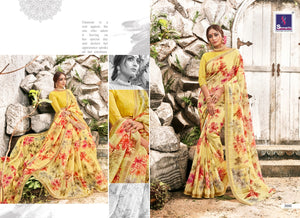 Aaradhana Cotton Sarees Catalogue - Textile And Handicraft
